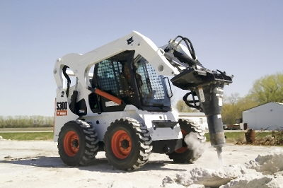 Where to find SKID LOADER HYD. HAMMER ATT. in Centerville