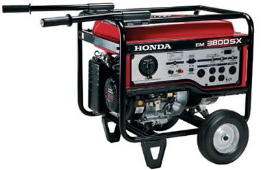 Where to find GENERATOR 3800 WATT in Centerville
