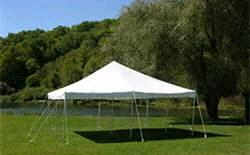 Where to find CANOPY 20  X 30  WHITE in Centerville