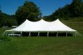 Where to rent CANOPY 30  X 60  WHITE in Centerville OH