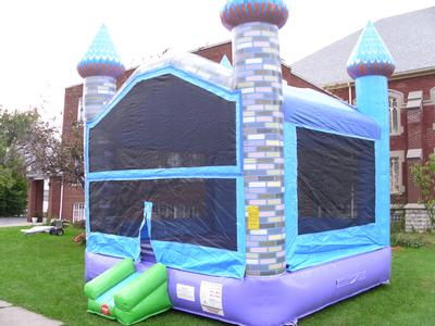 Where to find INFLATABLE 15X15 CASTLE BOUNCER in Centerville