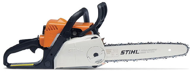 Where to find .STIHL, CHAINSAW MS180CBE 16 in Centerville
