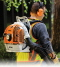 Where to rent .STIHL, BACKPACK BLOWER BR600 in Centerville OH