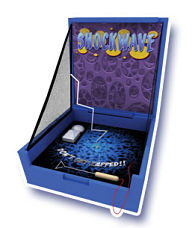 Where to find BOX GAME SHOCKWAVE in Centerville