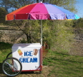 Where to rent ICE CREAM CART in Centerville OH
