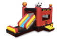 Where to rent INFLATABLE 13X23X15 SPORTS W SLIDE in Centerville OH