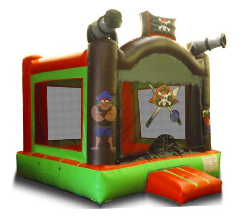 Where to find INFLATABLE 13X13X14 PIRATE BOUNCE in Centerville