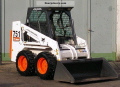 Where to rent SKID LOADER S751 OPEN CAB in Centerville OH