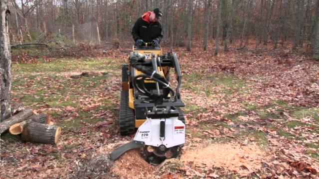 Where to find STUMP GRINDER MINI SKID KIT in Centerville
