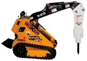 Where to find MINI SKID LOADER HYD. HAMMER ATT. in Centerville
