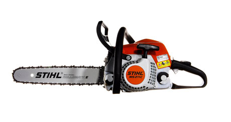 Where to find .STIHL, CHAINSAW MS211CBE 18 in Centerville